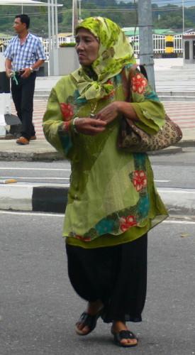 Brunei Woman