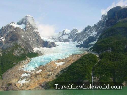 Chile Fjord Glacier