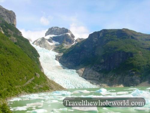 Chile Sorreno Glacier