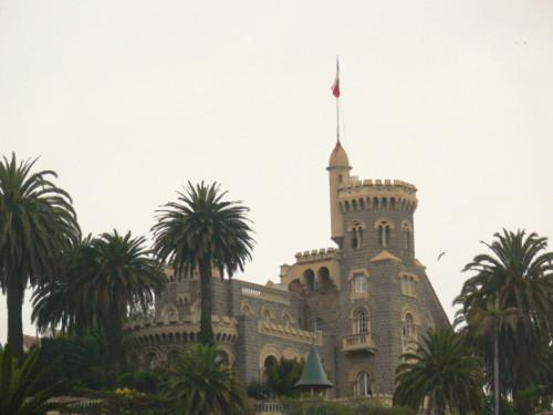 Chile Vina Del Mar Castle