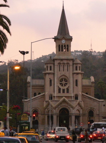 Chile Vina Del Mar Church