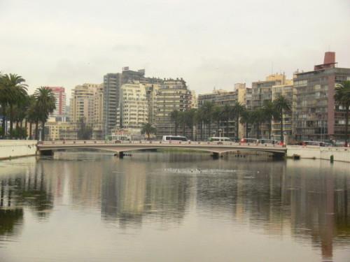 Chile Vina Del Mar_River