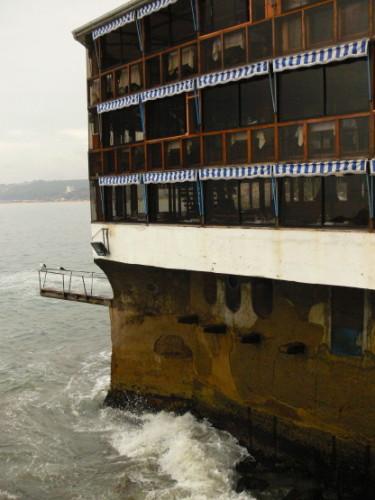 Chile Vina Del Mar Ship Hotel