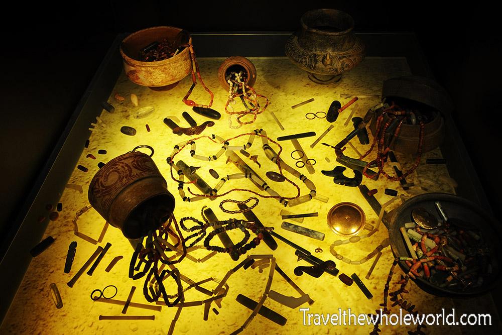 Colombia Bogota's Museo De Oro Trinkets