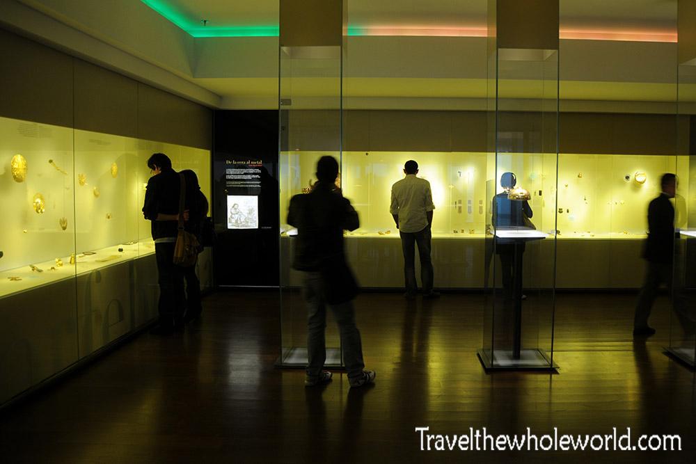 Colombia Bogota Museo De Oro