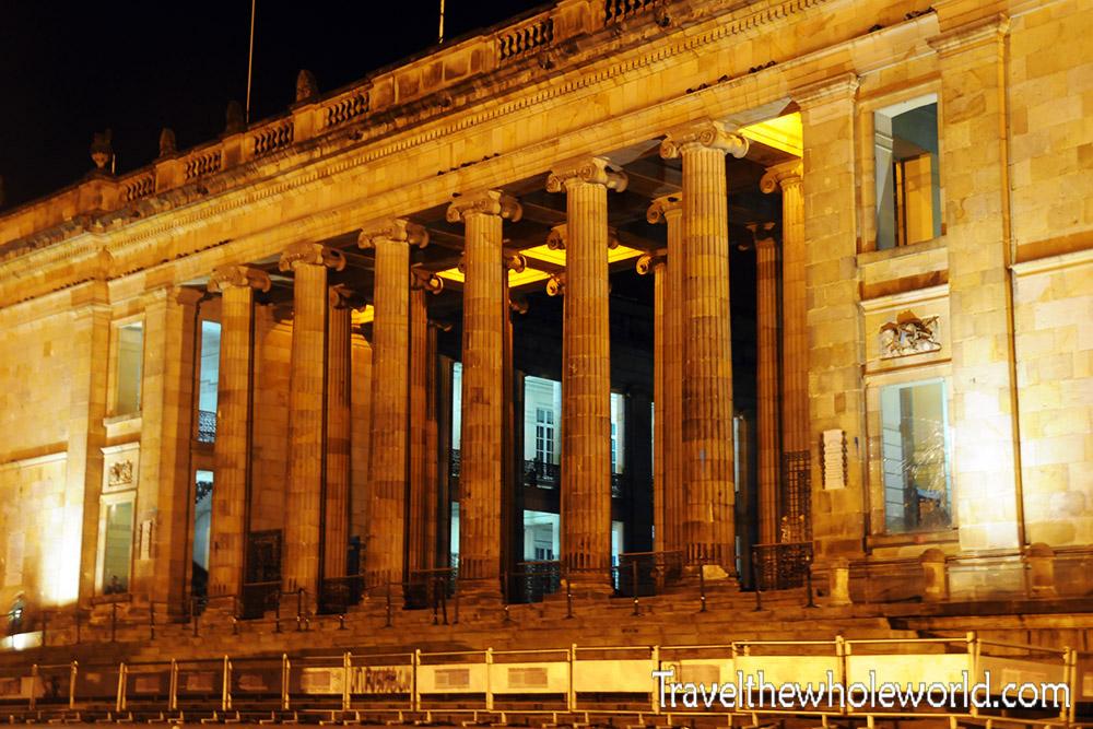 Colombia Bogota Palacio