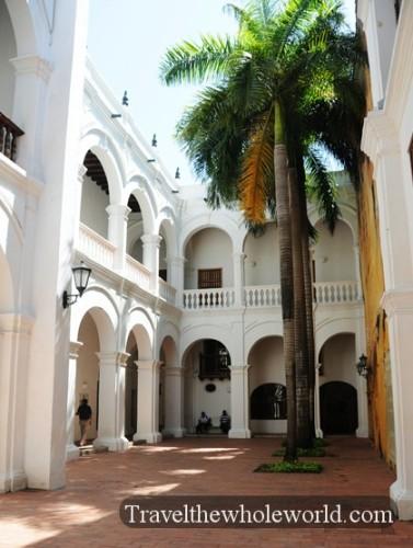Colombia Cartagena Spanish Inquisition Museum