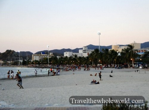 Colombia Santa Marta Beach