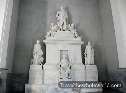 Simon Bolivar Memorial