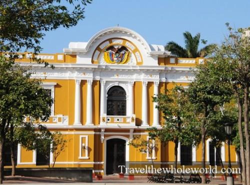 Colombia Santa Marta Building
