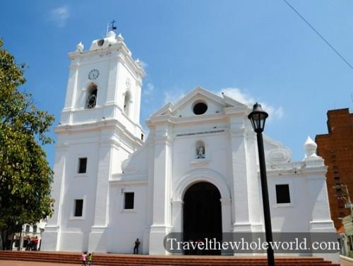 Colombia Santa Marta Cathedral