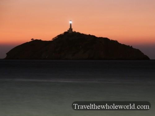 Colombia Santa Marta Lighthouse