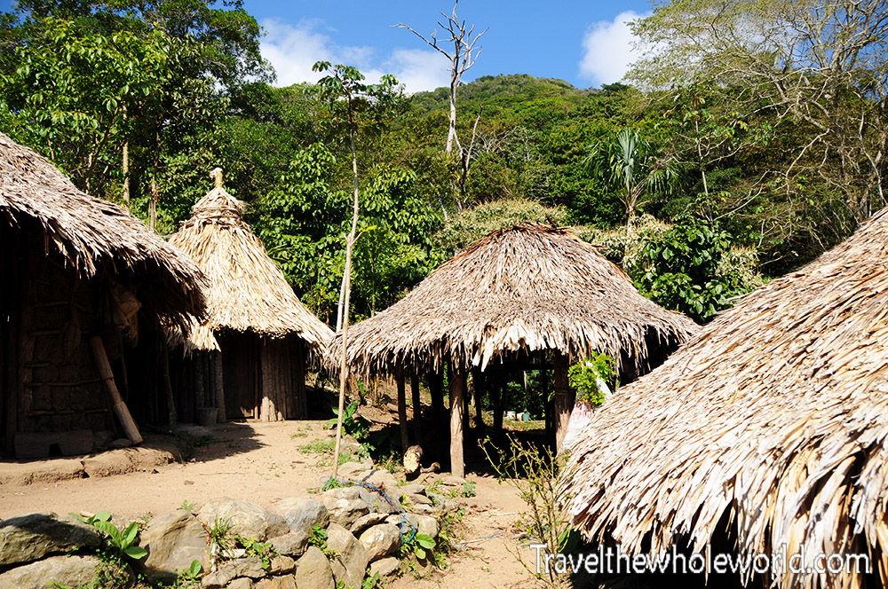 Colombia Tayrona Indigenous People