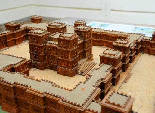 Ethiopia Axum Museum Palace