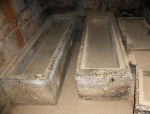 Ethiopia Axum Tomb Kaleb