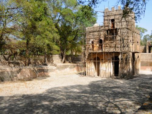 Ethiopia Gondar Bathhouse