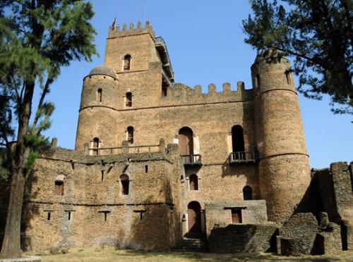 Ethiopia Gondar Castle
