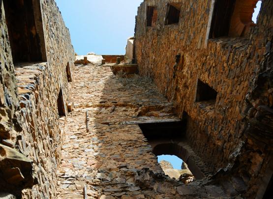 Ethiopia Gondar Castle Ruins