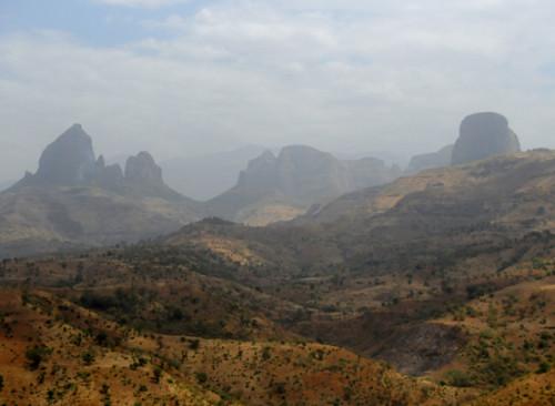 Ethiopia Simien Mountains