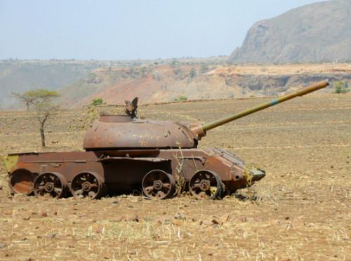 Ethiopia Tank