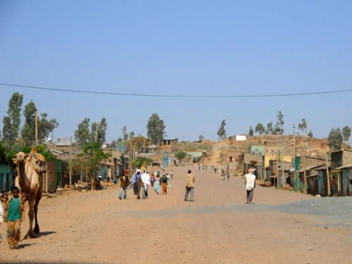 Ethiopia Town Small