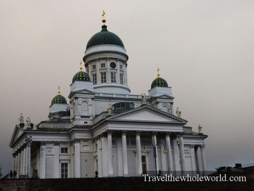 Finland Helsinki Cathedral