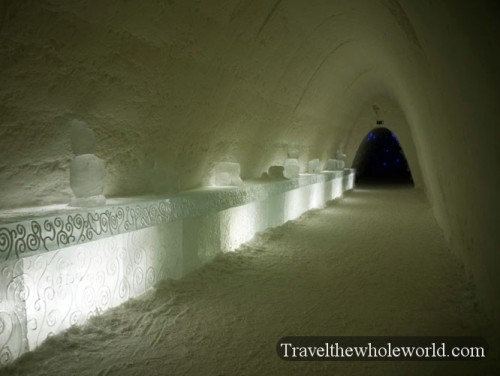 Finland Ice Hotel Ice Sculptures