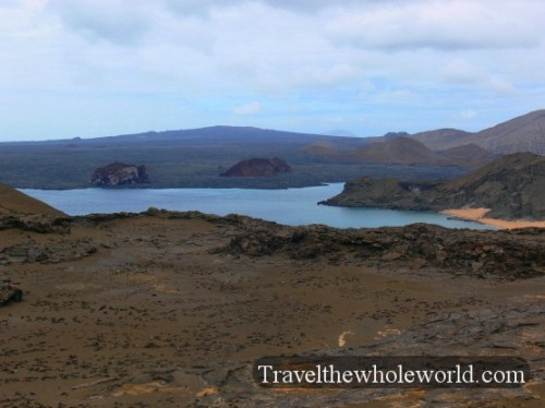 Galapagos Lava Land