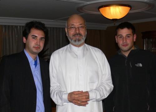 George Kashouh Afghanistan Vice President