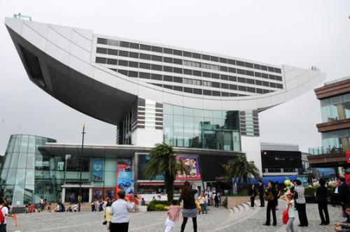 Hong Kong Tram Galleria