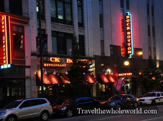 Restaurants Downtown Indianapolis Indiana Best