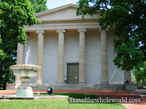 Old Kentucky State Capitol Building