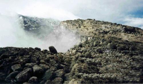 Kilimanjaro Alpine Desert Rocks