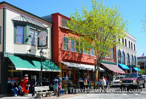 Traveling In Bar Harbor Maine