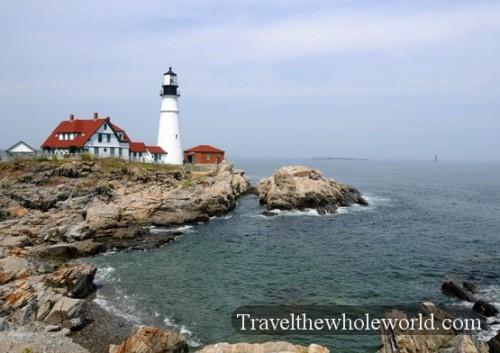 Maine-Portland-Lighthouse