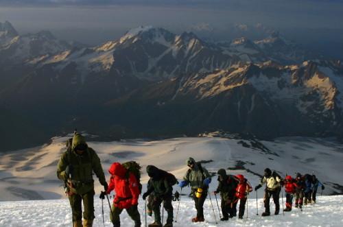 George Kashouh Elbrus Group