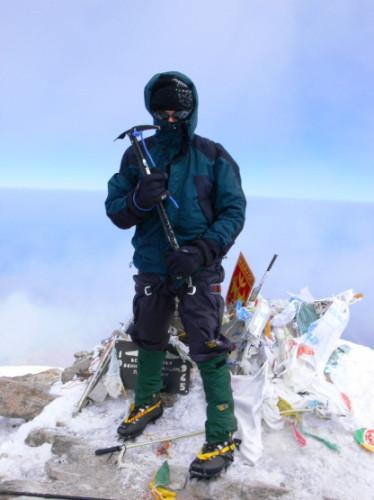 Me - Elbrus Summit