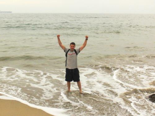 George Kashouh Chile Beach