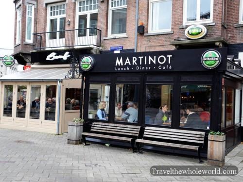 Netherlands-Amsterdam-Cafe
