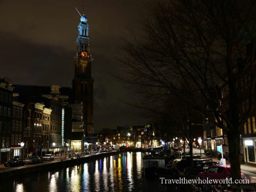Netherlands-Amsterdam-Downtown