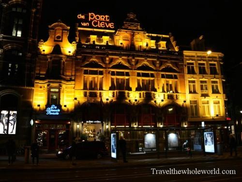 Netherlands-Amsterdam-Port-Van-Cleve