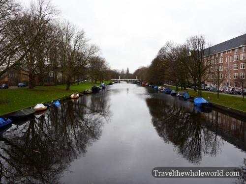 Netherlands-Amsterdam-Zuid-Canal