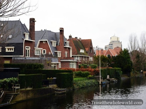 Netherlands-Amsterdam-Zuid-Houses
