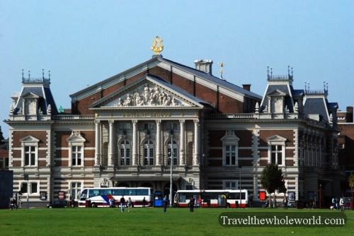 Netherlands-Amsterdam-Symphony
