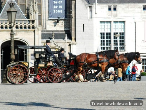 Netherlands_Downtown_Carriages