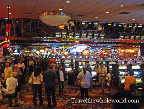 New Jersey Atlantic City Bally's Gambling