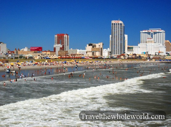 Atlantic City New Jersey Beach The Best Beaches In World
