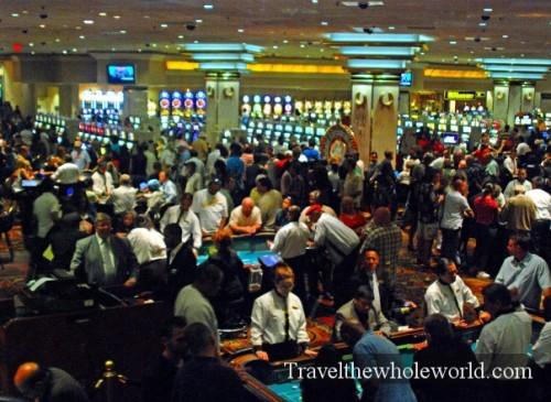 New Jersey Atlantic City Caesar's Gambling