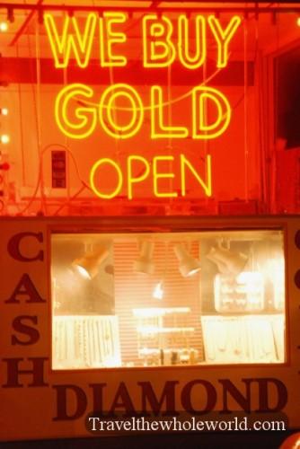 New Jersey Atlantic City Gold
