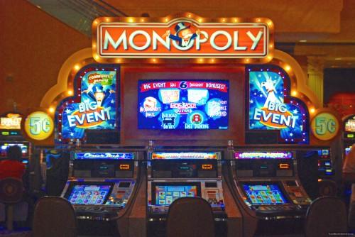 New Jersey Atlantic City Monopoly